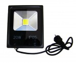 FLOOD LIGHT IP65 LED 20W