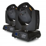 2x Moving Head FL-330 BEAM 15R + Case
