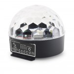 LED MAGIC BALL 6x 3W RGBWY DMX