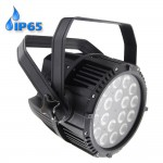 LED PAR 64 18x10W RGBW 4w1 IP65 PFC