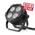 LED PAR 64 4x30W 4w1 COB RGBW Alu Cast -IP65- Mk2 (powerCON TRUE1)