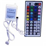 LED CONTROLLER INFRARED 44x RGB