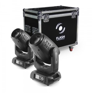 2x 15R Moving Head Hybrid 3IN1 BEAM, WASH, SPOT (SET)
