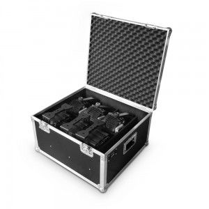 Case for Flash Professional LED PAR - 6pcs