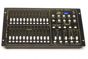 24ch DMX DIMMER CONSOLE