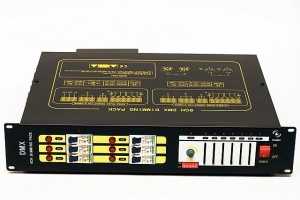 6ch DMX DIMMER PACK