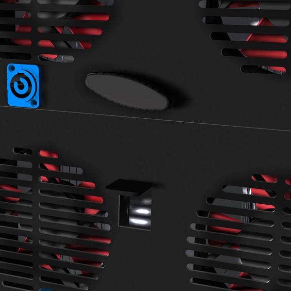 Led Blinder 12kw Rgbwauv 6w1 Cob Mk2 Flash Butrym
