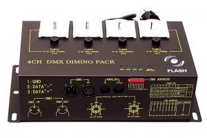 4ch DIMMING PACK