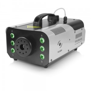 FLZ-1200 DMX FOG MACHINE + LED 3in1