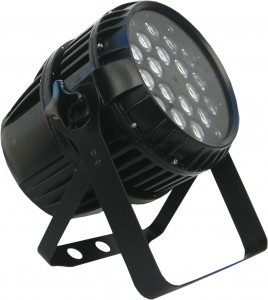 LED PAR 64 18x10W RGBW 4in1 IP65 OUTDOOR