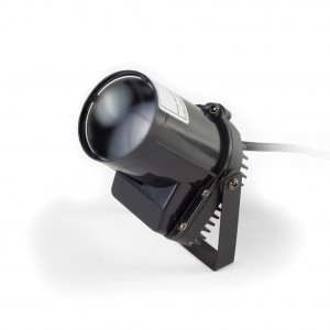 LED PIN SPOT 5W CREE BLACK