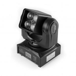 LED Moving Head 4x15W RGBW 4in1 ZOOM